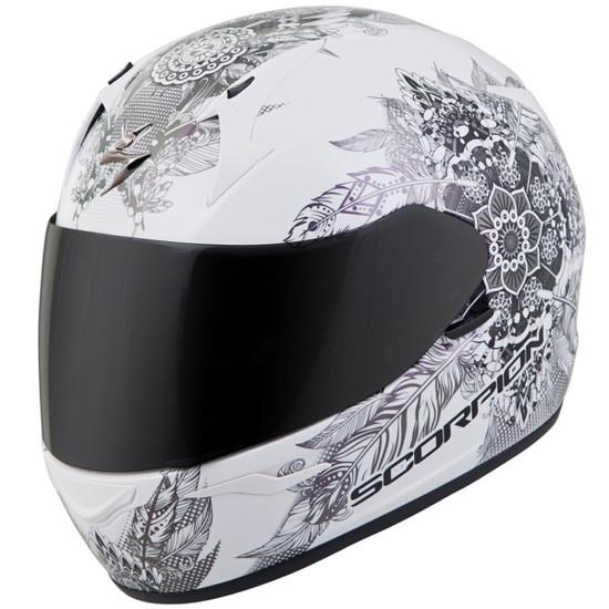 Scorpion EXO-R320 Dream Helmet - White