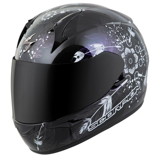 Scorpion EXO-R320 Dream Helmet - Black