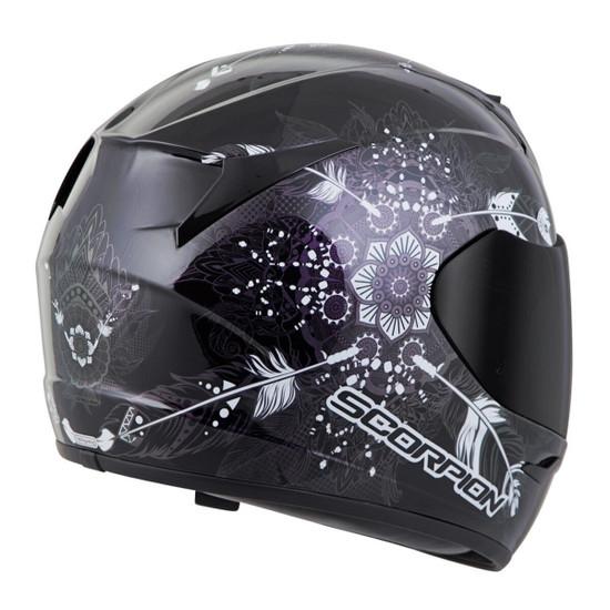 Scorpion EXO-R320 Dream Helmet - Black Right Side