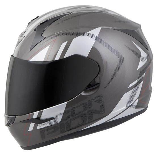 Scorpion EXO-R320 Endeavor Helmet - Silver