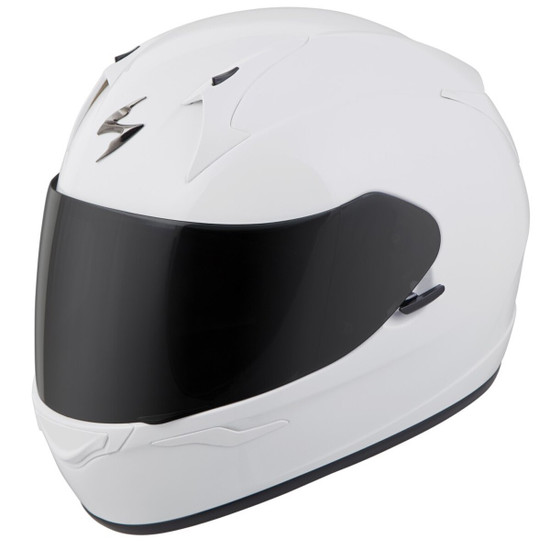 Scorpion EXO-R320 Helmet - White
