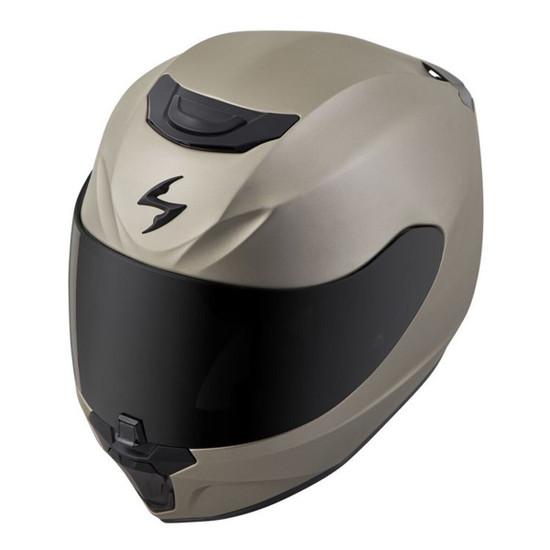 Scorpion EXO-R420 Helmet - Titanium