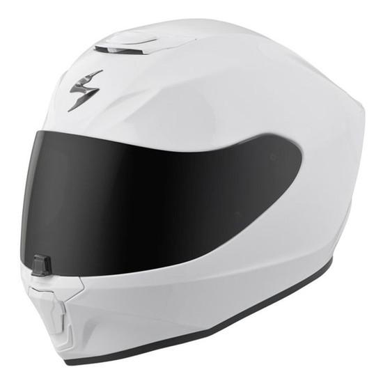 Scorpion EXO-R420 Helmet - White