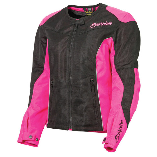 Scorpion Women's Verano Mesh Jacket - Pink