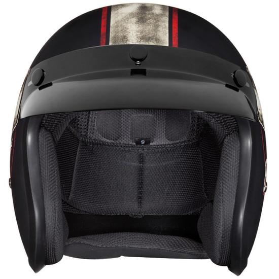 Daytona Cruiser Built For Speed Helmet - Front