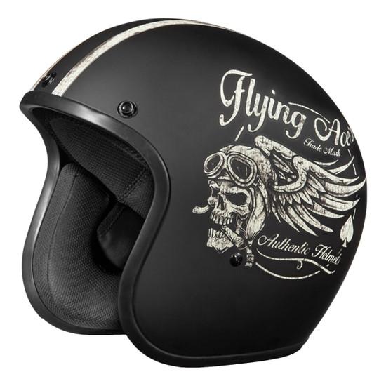 Daytona Cruiser Flying Ace's Helmet - Details
