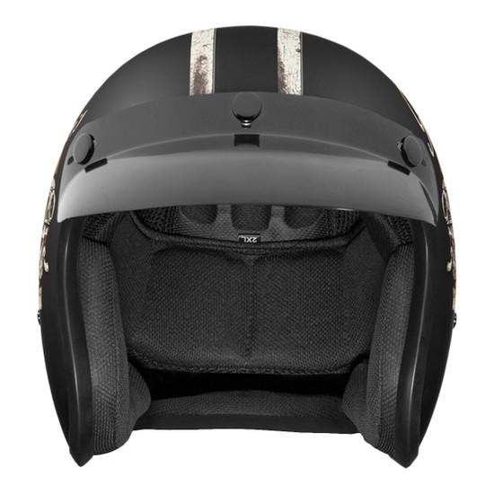 Daytona Cruiser Flying Ace's Helmet - Front