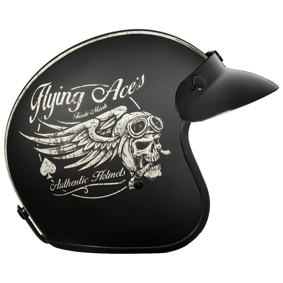 Daytona Cruiser Flying Ace's Helmet - Right