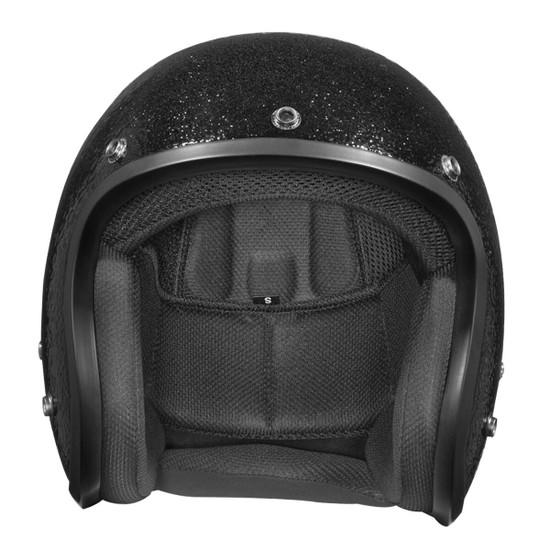 Daytona Cruiser Metal Flake Helmet - Front