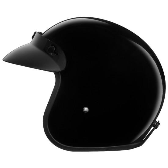 Daytona Cruiser Open Face Helmet - Left