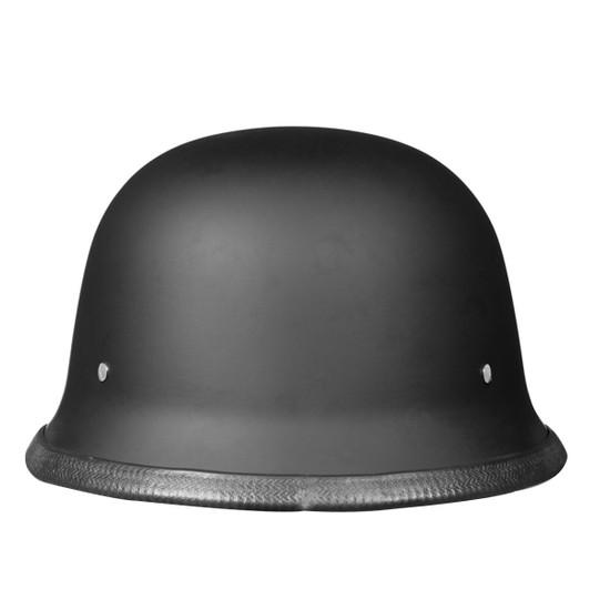 Daytona German Half Helmet - Back