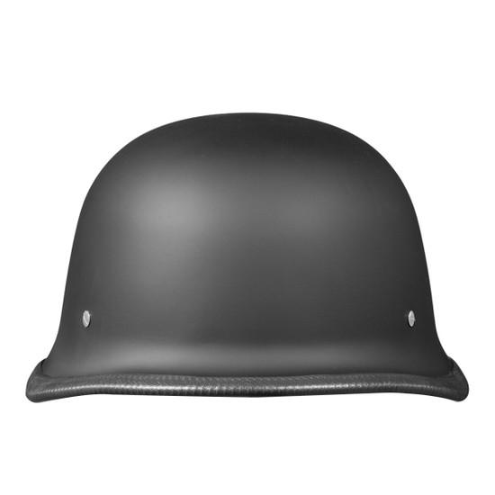 Daytona German Half Helmet - Front