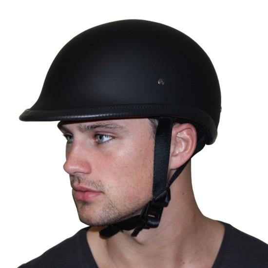 Daytona Polo Half Helmet - Detail View