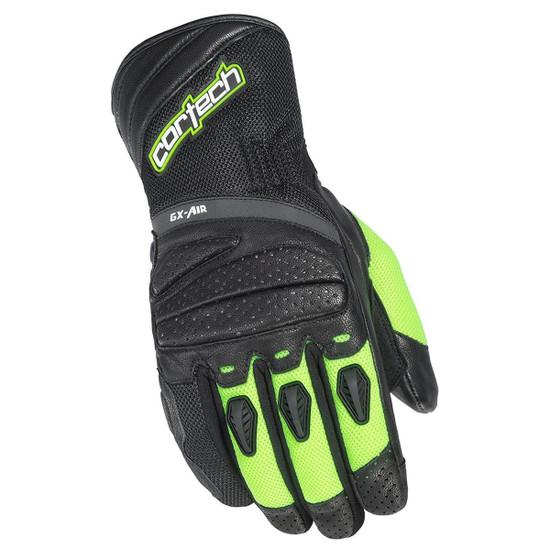 Cortech GX Air 4 Glove - Black/Hi-Viz