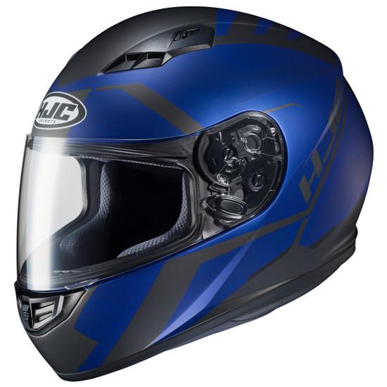 HJC CS-R3 Faren Helmet - Black/Blue