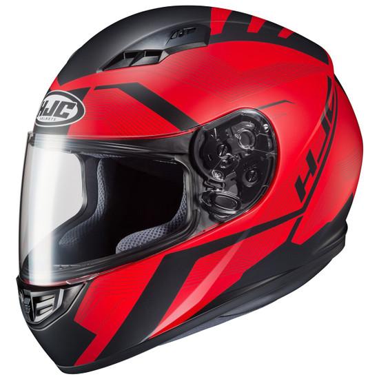 HJC CS-R3 Faren Helmet - Black/Red