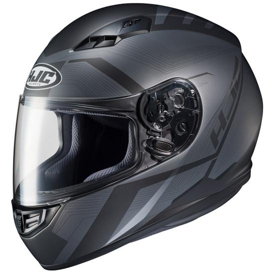 HJC CS-R3 Faren Helmet - Black/Grey