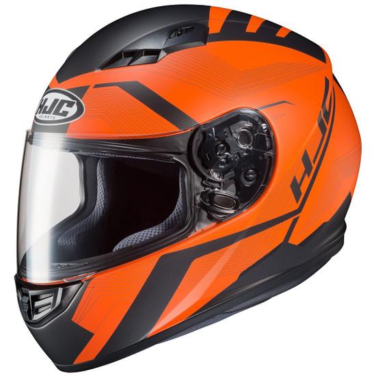 HJC CS-R3 Faren Helmet - Black/Orange