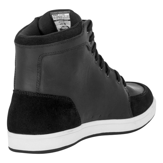 Fly M16 Leather Riding Shoes - Back View