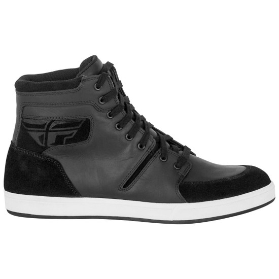 Fly M16 Leather Riding Shoes - Right Side View