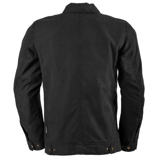 Highway 21 Winchester Jacket - Black Back View