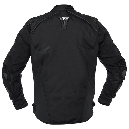 Speed and Strength Insurgent Jacket-Black