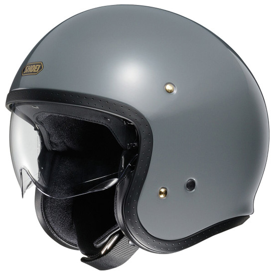 Shoei J·O Helmet - Grey