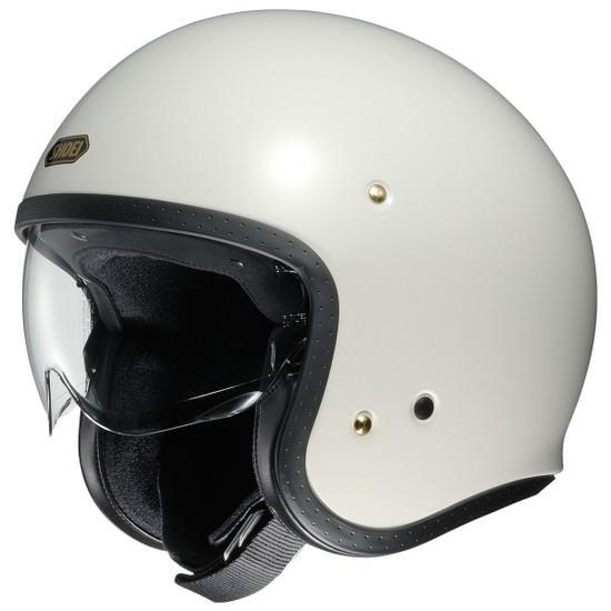 Shoei J·O Helmet - White