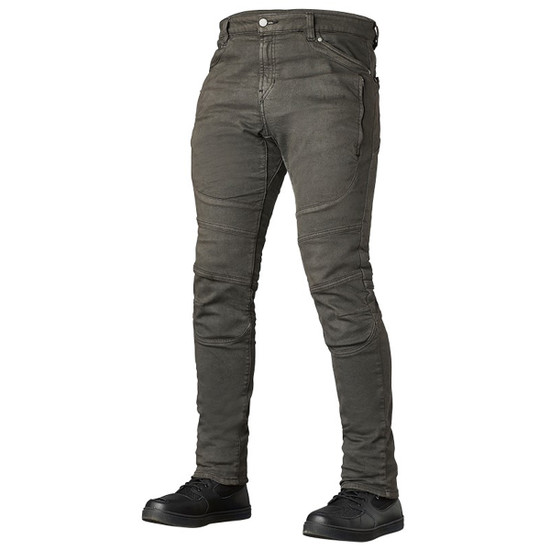 Speed and Strength Havoc Taper Fit Jeans-Charcoal-