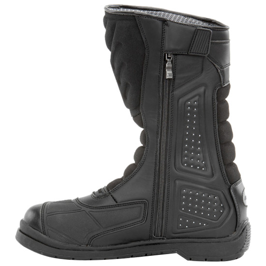 Joe Rocket Sonic X Mens Motorcycle Riding Boots - Side View