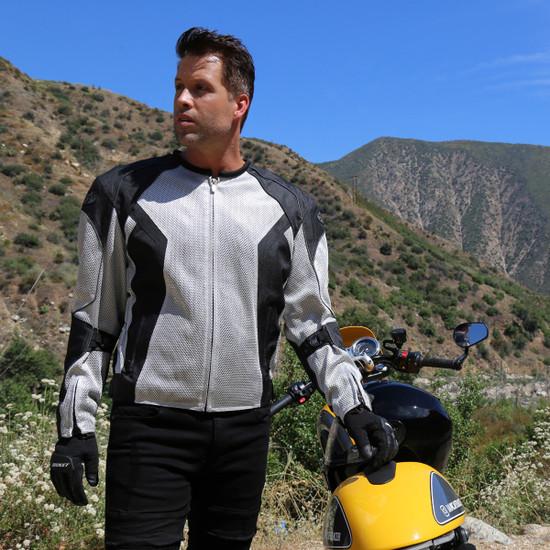 Joe Rocket Phoenix 6.0 Mens Mesh Motorcycle Jacket