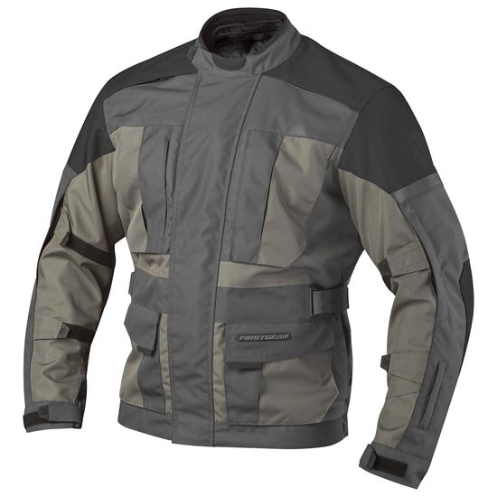 Firstgear Jaunt Jacket - Charcoal