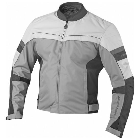 Firstgear Rush Jacket - Silver