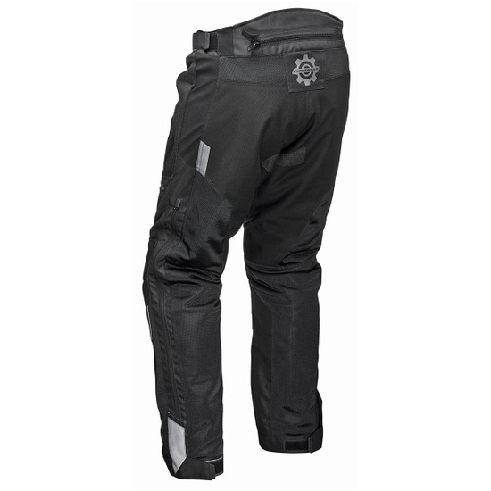Firstgear Women's Sirocco Air Motorcycle Overpants - Back View