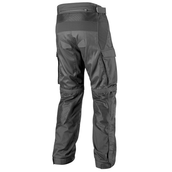 Firstgear Panamint Motorcycle Pants - Back View