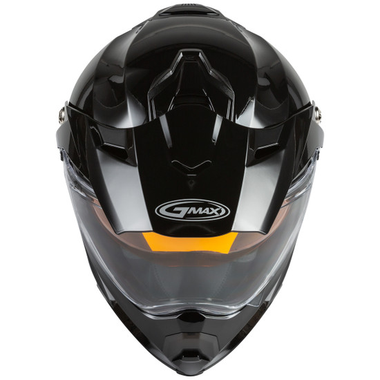 GMax AT-21S Adventure Snow Helmet - Top View