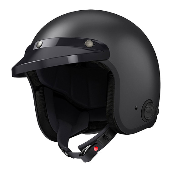 Sena Savage Bluetooth-Integrated Helmet Matte Black