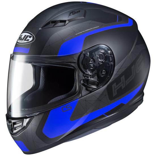 HJC CS-R3 Dosta Helmet-Black/Blue