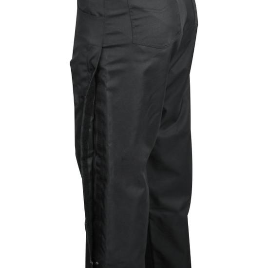 Men's Textile Summer Riding Overpants - Detail View