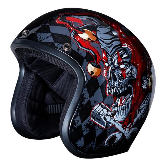 Daytona Cruiser Jocker Helmet - Without Visor