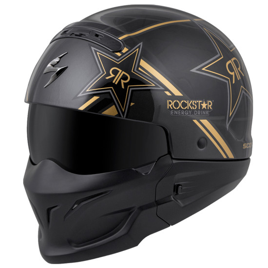 Scorpion Covert Rockstar Half Helmet
