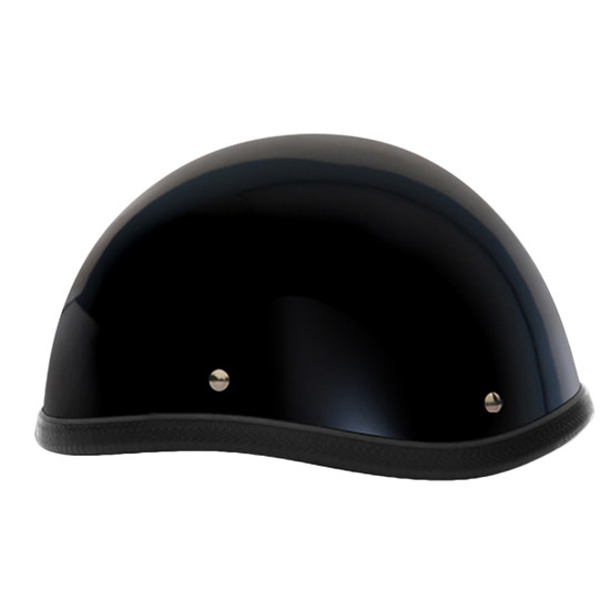 Daytona Novelty Smokey Without Snaps Helmet - Left
