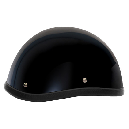 Daytona Novelty Smokey Without Snaps Helmet - Right