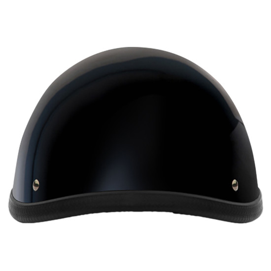 Daytona Novelty Smokey Without Snaps Helmet - Front