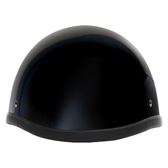 Daytona Novelty Smokey Without Snaps Helmet - Rear