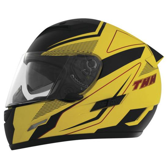 THH TS-80 FXX Helmet - Yellow