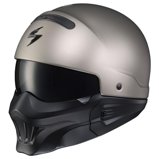 Scorpion Covert Titanium Evo Helmet