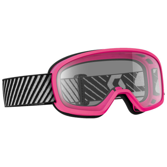 Scott Youth Buzz Goggles - Pink