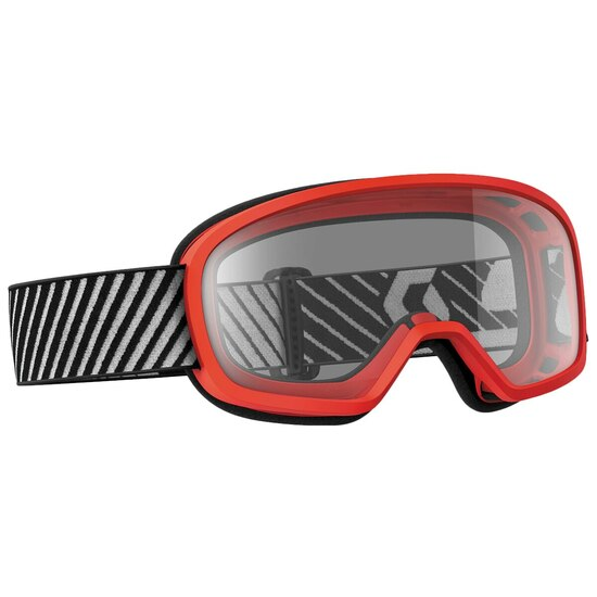 Scott Youth Buzz Goggles - Red