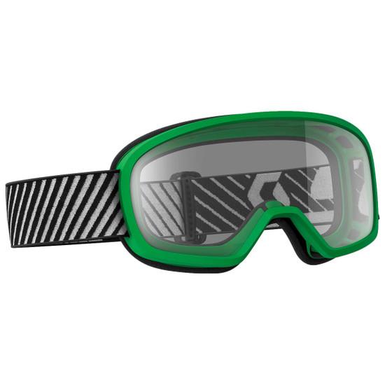 Scott Youth Buzz Goggles - Green